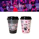 YG Entertainment Idol Goods Fan Products YG Select Blackpink In Your Area x Krunk Reusable Tumbler (2PCS/SET)