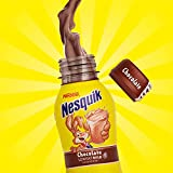 Nesquik Ready To Drink Milk, Chocolate, 8 Ounce., 10 Count