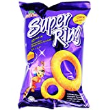 Oriental Malaysia Super Ring Classic Cheese Flavour Snack Family Pack Biscuit Biskut Teatime Halal Food Snacks Malaysia 60g x 3 pack