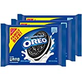 Oreo Chocolate Sandwich Cookies, Family Size - 3 Packs