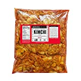 Lucky Foods Seoul Kimchi (Pack of 1) Authentic Made to Order Korean Kimchi (Spicy Original, 28 oz) - Gluten-Free