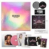 [YG Ent.] BLACKPINK 1st Full Album - THE ALBUM [ VERSION #4 ] CD + Photobook + PostCard Set + Credits Sheet + Lyrics Booklet + Photocards + Postcards + Sticker + F.G