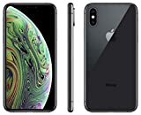 (Renewed) Apple iPhone XS, US Version, 64GB, Space Gray - Unlocked