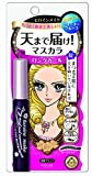 HEROINE MAKE Long and Curl Mascara Super WP 01 Jet Black, 2 Pack