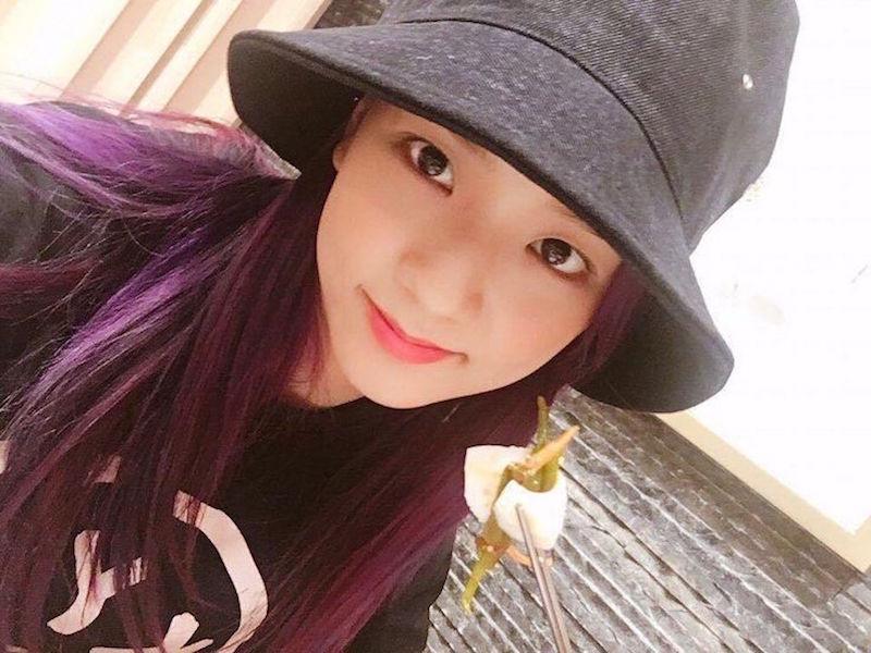 Blackpink Jisoo bucket hat 0f649cbe78c