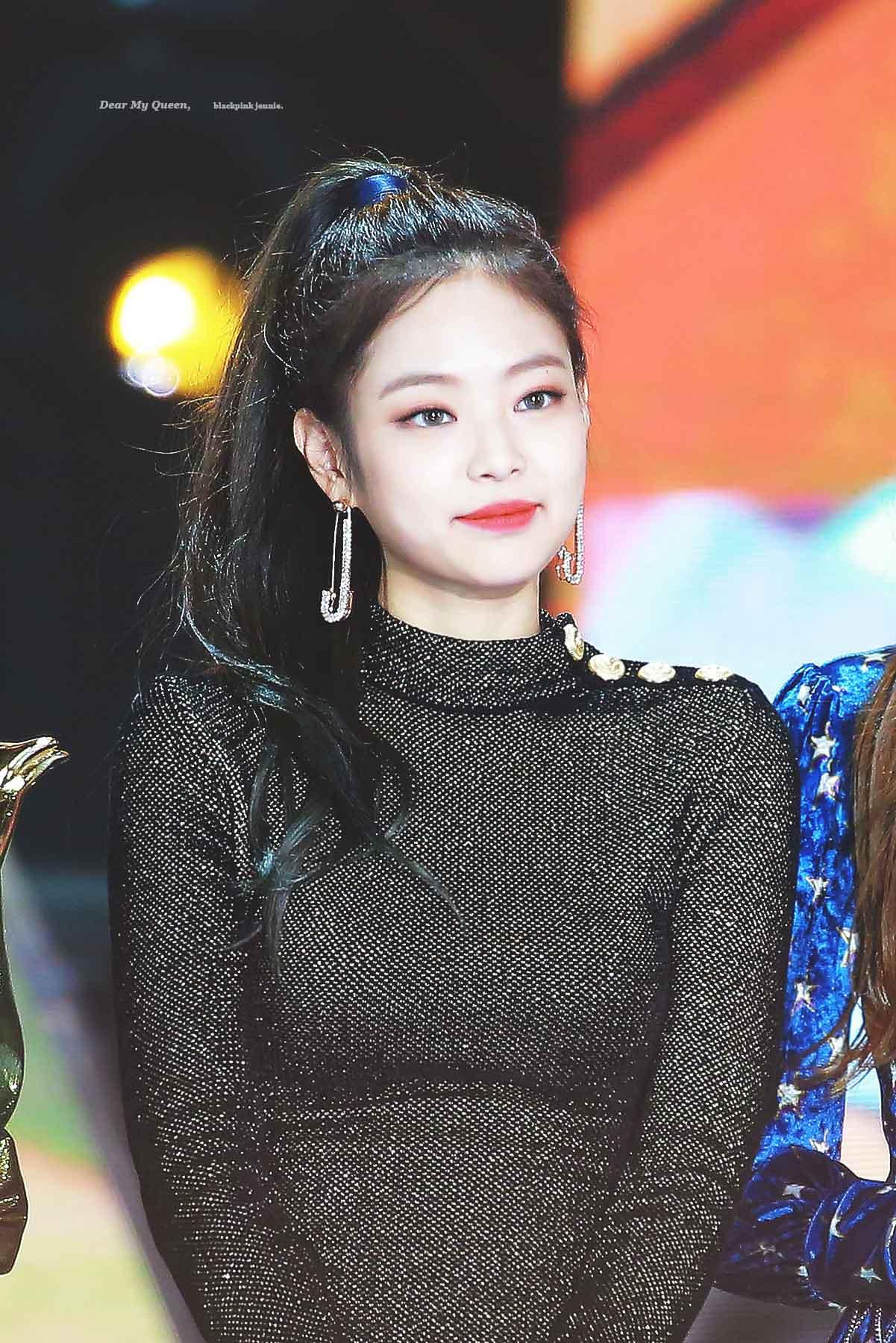 Blackpink Jennie Golden Disc Awards 2018 2