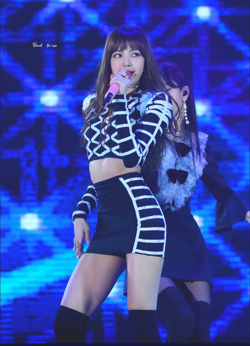 Blackpink Lisa Seoul Music Awards 2018 13