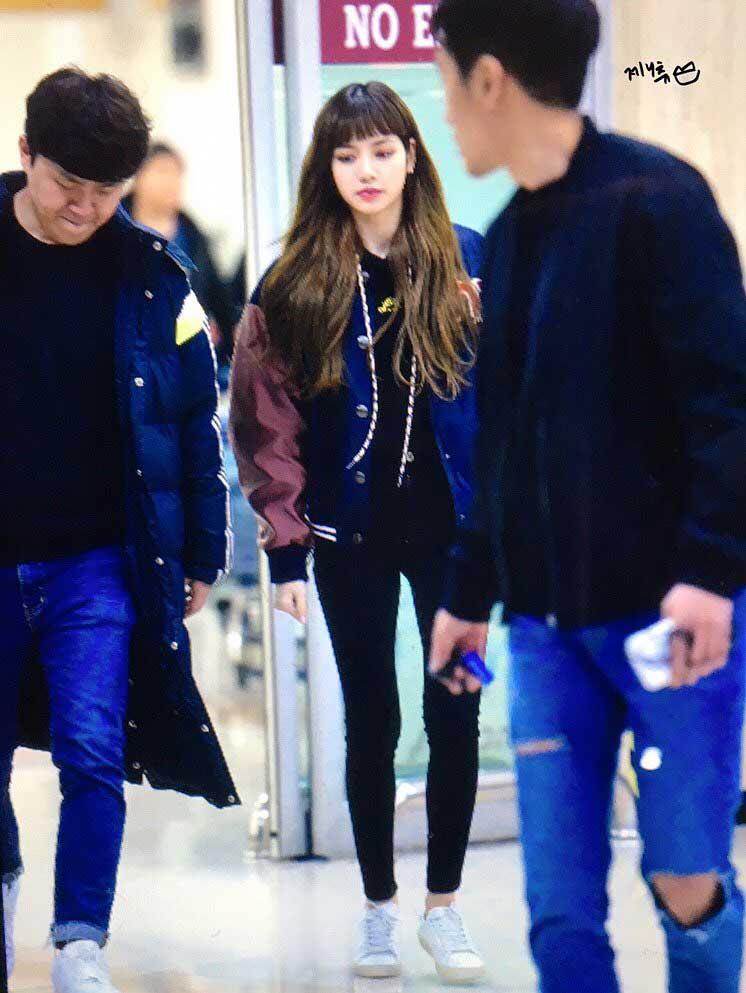 Blackpink Lisa Swag Airport Fashion Nonagon Hoodie