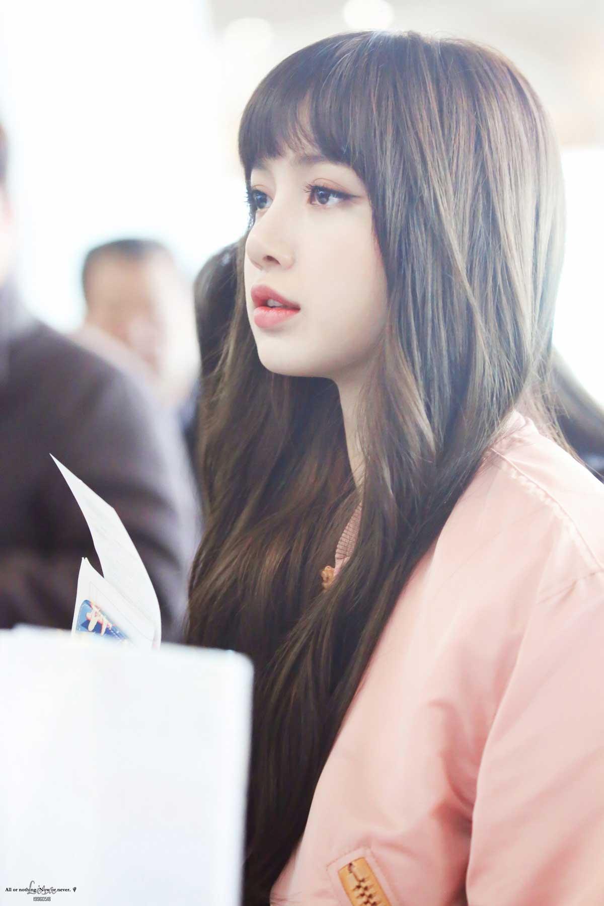 Blackpink Lisa Airport Fashion 25 March 2018 Jeju Island 3
