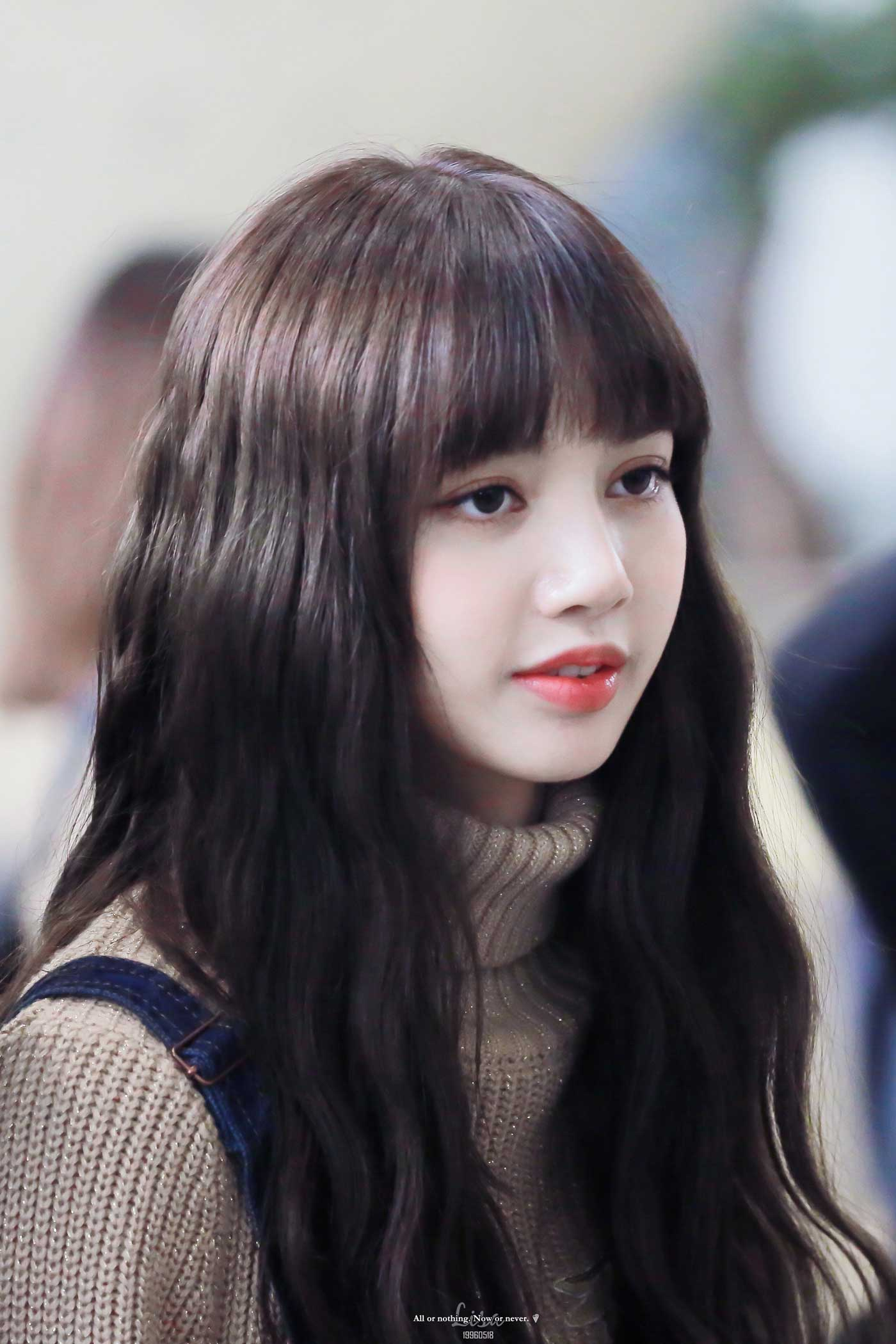 Blackpink Lisa Airport Fashion 27 March 2018 Gimpo 12