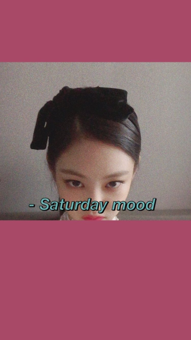 Blackpink Jennie Instagram Story 28 July 2018 Jennierubyjane 3