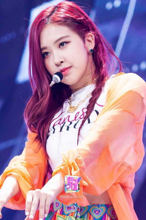 Blackpink Rose Sbs Inkigayo Comeback Stage Performance 2