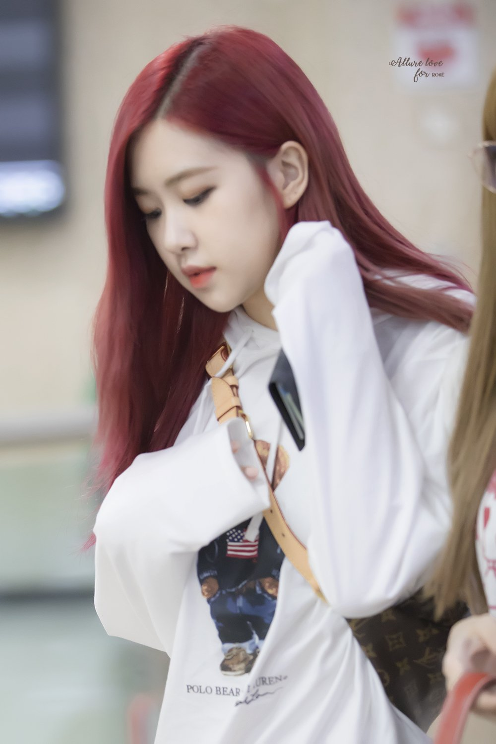 Hq Blackpink Rose Airport Photo 20 July 2018 Back From Japan 2