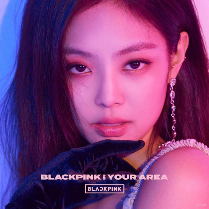 9-BLACKPINK-Jennie-in-Your-Area-Japanese-Album