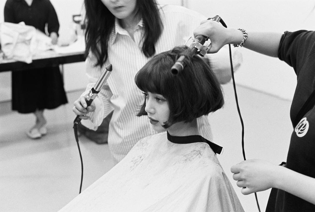 Blackpink Lisa Instagram Photo 26 November 2018 Short Hair
