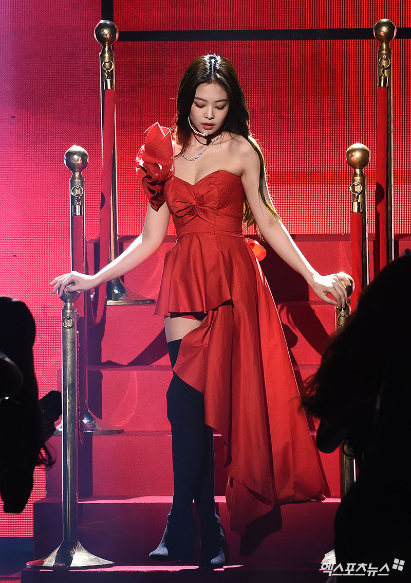 34-BLACKPINK Jennie Gaon Chart Music Awards 2019